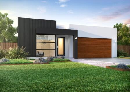 Home Design Belmont 238 Savannah F4 Parapet